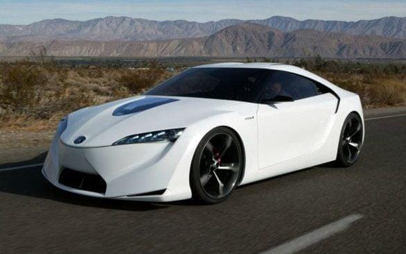 3 Mobil Berkecepatan Rendah yang Tampak Cepat Merek Toyota
