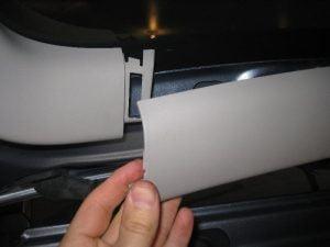 Mengganti Lampu Rem Honda CR-V
