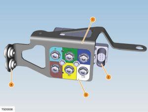 Penjelasan Komponen Air Suspension Tesla Model S