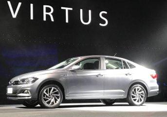 Mobil Baru Volkswagen Virtus Tampil Di Brasil