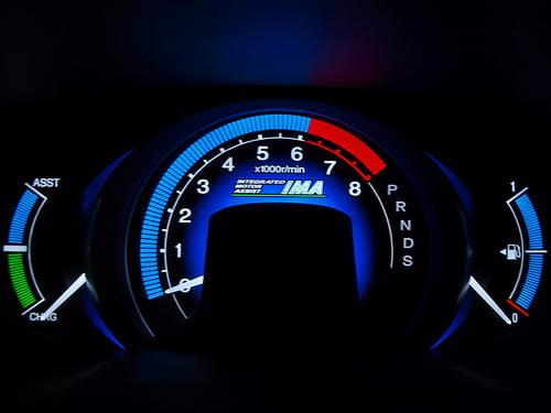 Honda Insight photo