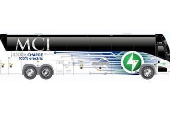 Prototipe Motor Coach Industries all-electric Menyelesaikan Pengujian Fase Satu