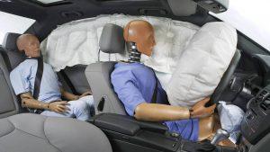 Aturan keamanan airbag