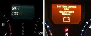 Reset lampu indikator airbag