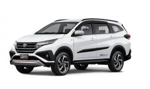 Toyota Rush Varian Baru
