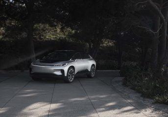 Startup Faraday Future dari Mantan Karyawan Tesla