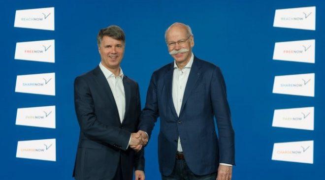 5 Bentuk Kerjasama BMW dan Daimler dengan Investasi EUR 1M