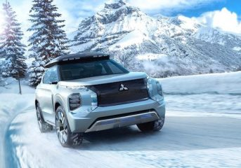 Mitsubishi Engelberg Tourer; Konsep EV yang Keren Abis