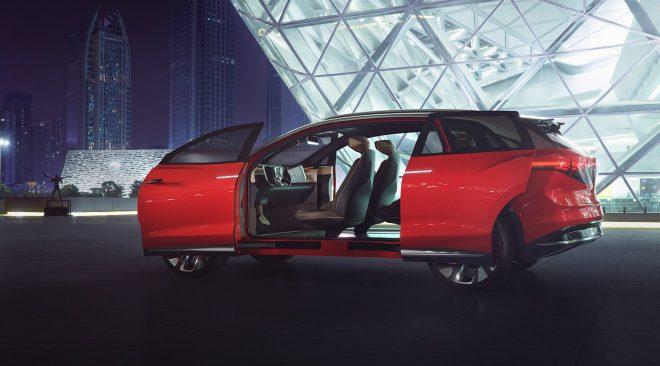 Konsep Mobil Listrik ROOMZZ dari Volkswagen