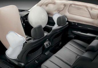 Sistem Airbag SRS pada Mobil
