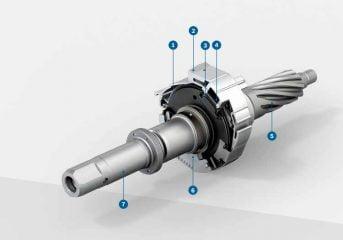 Sensor Torsi pada Power Steering Elektrik