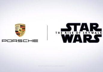 Porsche dan Star Wars Melakukan Kolaborasi