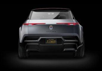 Ocean Fisker adalah SUV all-electric dari Fisker