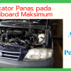 Mesin Daihatsu Taruna Panas - Tahun Kendaraan 2003