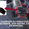 Cara Mudah Cek Sensor MAF - Tidak Harus ke Bengkel