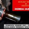 Honda i-DSI Susah Hidup dan Brebet Akibat Sensor CKP, Mengapa?