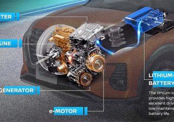 Kapasitas Baterai Nissan Kicks e-Power, Seberapa Besar?