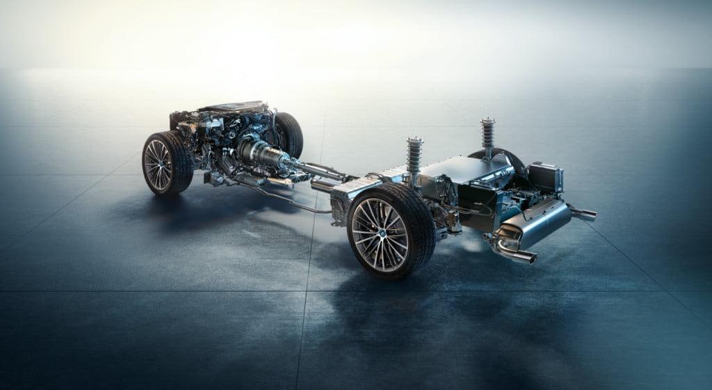 BMW Menarik Plug-in Hybrid