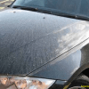 Bahaya Membiarkan Air Hujan pada Bodi Mobil