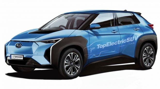 Crossover Subaru Electric Terbentuk 2021, Mungkin?